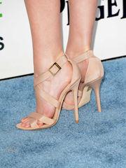Anna Kendrick - Pés famosos