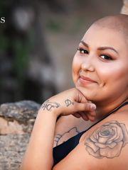 Katie - Bald Bombshells Project ®