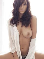 Celebritys Strip Rosie Jones Topless..