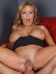 Amber Lynn Bach demonstrates phat fun..