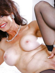 Mature meat: MILFs, GILFs and other..