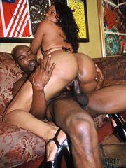 Carmen Hayes getting her gash..