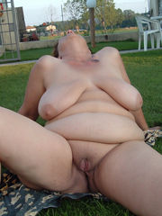 Stellar and fuckable plump naturist..