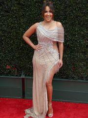 ADRIENNE BAILON at Daytime Emmy Awards..