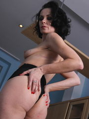 thin milf wants to predominate you -..
