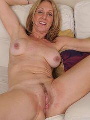 50 yr elder hairy vulva