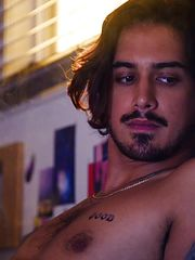 Avan Jogia Official Site for Boy Kick..
