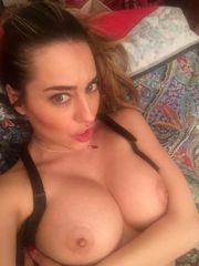 Paola Saulino Bare & Bare-chested..