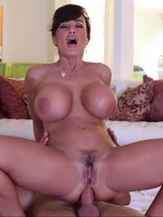 Lisa Ann having anal invasion sex Blet..