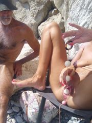 Секс на пляже -..