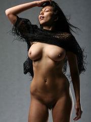 Indian artistic bare model