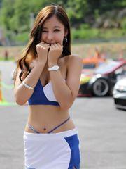 Sexy Korean Race Princesses