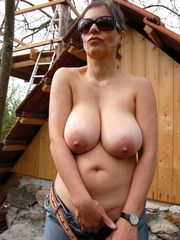 Mature Sluts who cannot keep their..