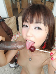 Marica Hase Asian Hottie Gives Monster..