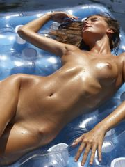 Barbara naked in pictures from Hegre-Art