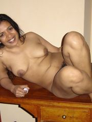 Ethnic damsels posing and revealing -..