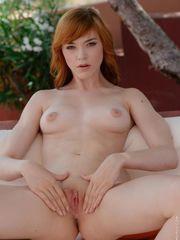 Anny Aurora Teases Naked