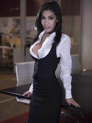 Shay Evans Office Sex Images From..