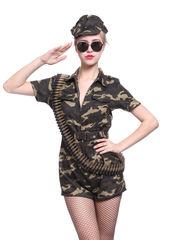 Women Top Gun Costume Ebay DiZiSports..