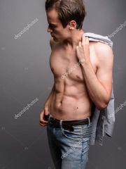 Virgin beautiful fellow shirtless..