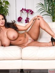 Ava Addams Pummeling In The Sofa -..