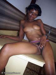 African ebony stunning poon