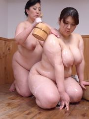 Plus-size japan magnificent dame -..