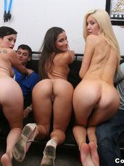 School schoolgirls dt 3 way -..