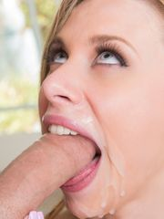 Angry blonde gf tempts her..