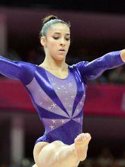 2012 Summer Olympics Day 2 Aly Raismans..