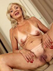 60yo old grandmother highly naked