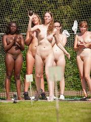 b Голый спорт... Фото №..