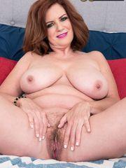 Beautiful horny mommy Andi James thumbs..