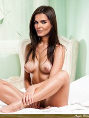 Angie Harmon Bare - Here She is..