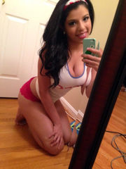 Stunning teeny teenage femmes in..