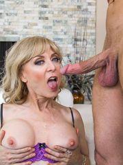 Bill Bailey Nina Hartley - Mommy Blows..