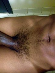 Ebony amateur boys unveiling yam-sized..