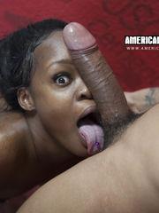 Destinee Jackson - American-Pornstar