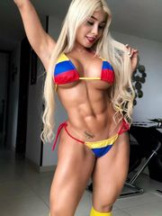 Andrea Osorio - stefany fit - The Sport..