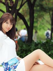 RandomDragon: Lee Eun Hye, Silk Brief..