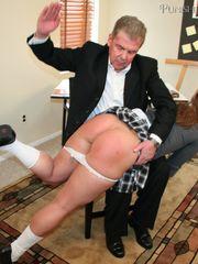 Disciplined Brats getting it good! -..