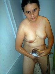 Naked photos with my mature wife which..