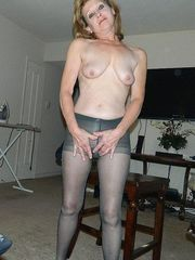 Bare-chested inexperienced mature gals..
