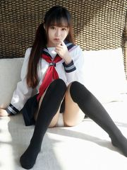 Candid pic shoot in college uniform,..