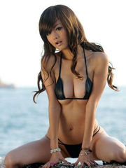 asian bombshell totally bare in new air