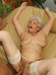 First-timer Granny: Find out what..