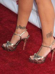Alyssa Milano - Celebrity Sole and Boots