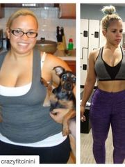 Read her transformation success story..