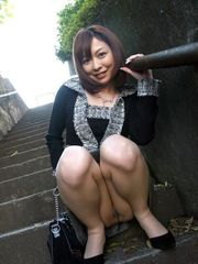 Fantastic japanese damsels upskirt..
