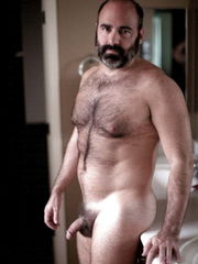 Super-hot and crazy mature hunks and..